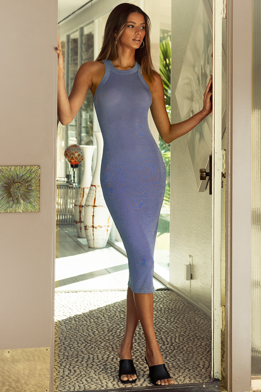 On Demand Dress - Periwinkle