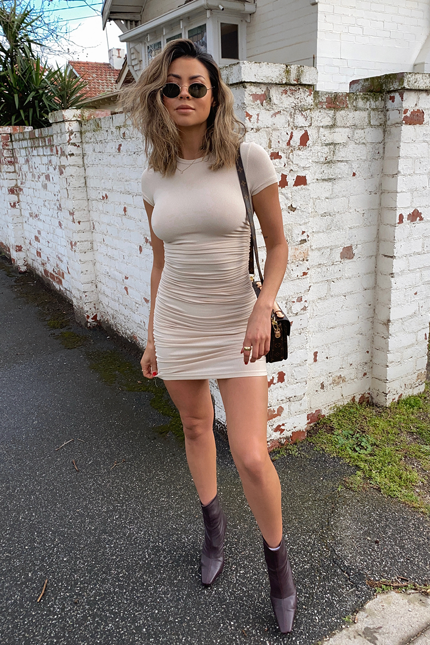 Intrinsic Dress - Sand