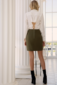 AMBITION MINI SKIRT