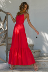 Remy Maxi Dress - Red
