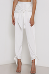 Confidence Pants - White