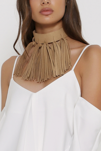 Sienna Necklace - Tan