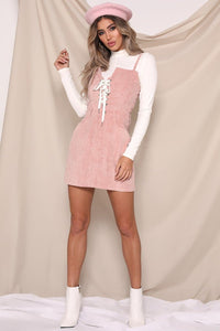 Stormi Dress - Fairy Floss
