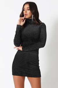 Betty Dress - Black
