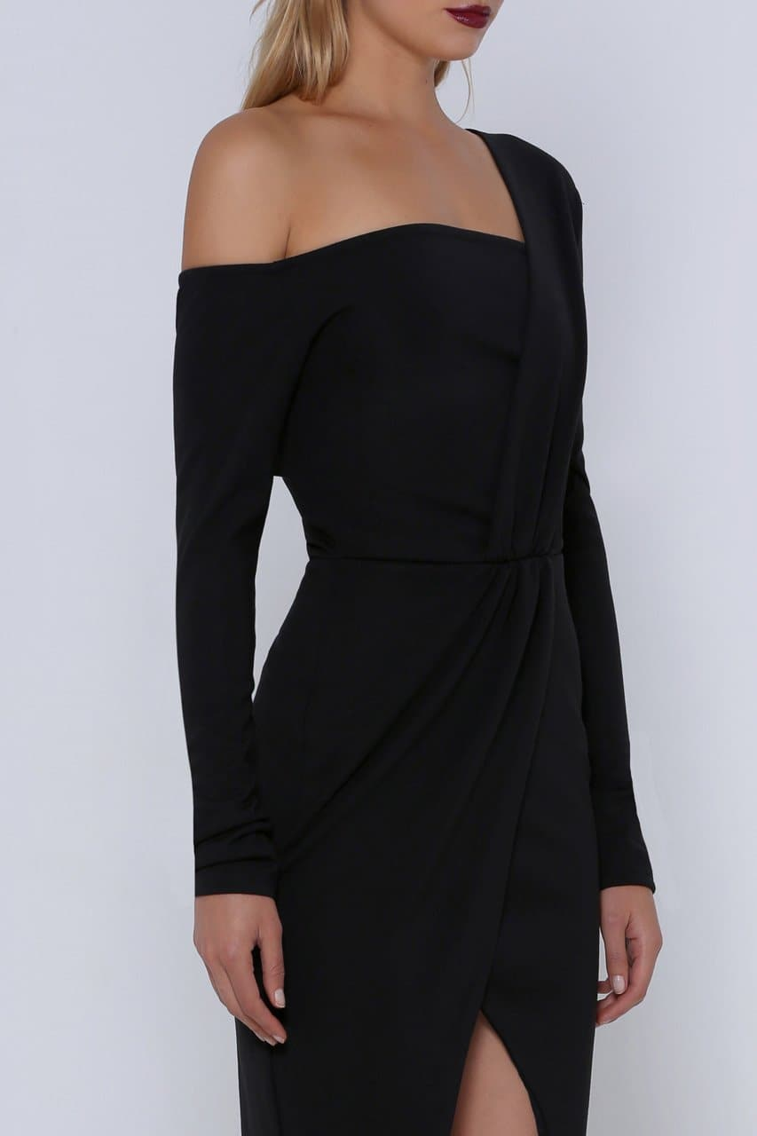 Encounter Dress- Black