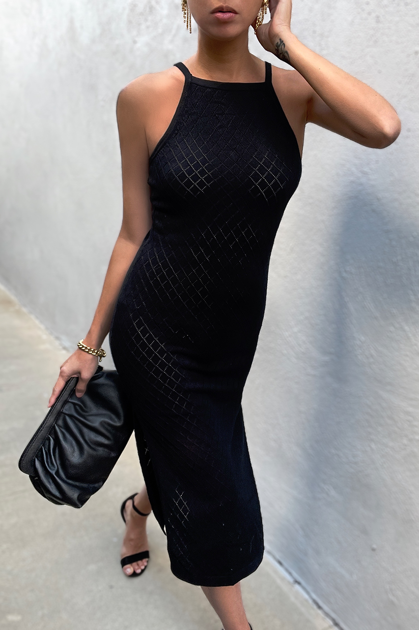 Barbados Dress - Black