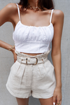 Brielle Top - White