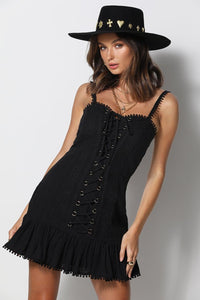 Fiji Dress - Black