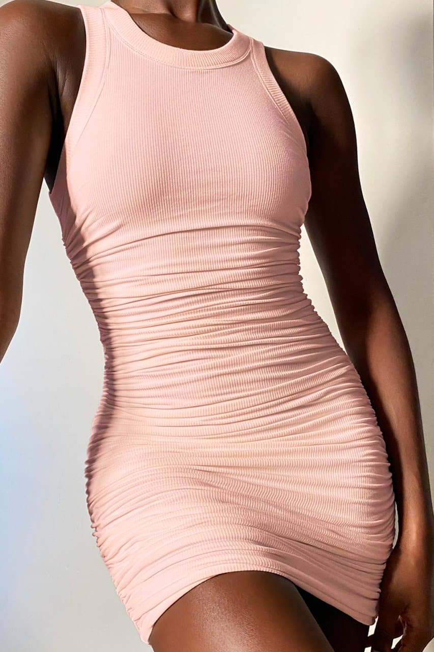 Essential Dress - Light Pink