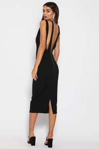 Suki Dress-Black