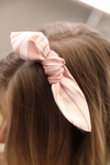 Love Island Headband-Pink/White Palm