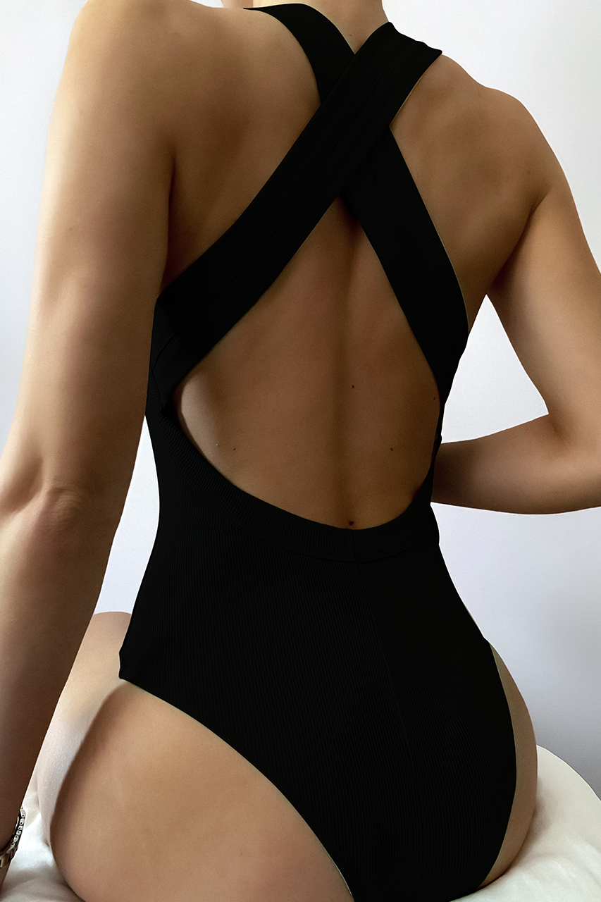 Must Have Bodysuit - Black