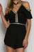Souk Playsuit-Black