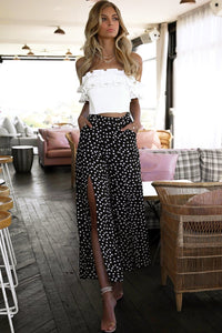 Spot On Pants - Black