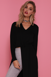 Sway Top - Black