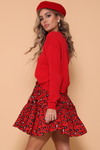 Wild Child Skirt - Red