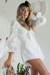 HEAVEN SENT PLAYSUIT - WHITE
