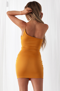 Nova Dress - Yellow