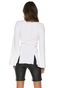 BOSS TOP - WHITE