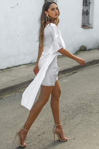 Lemonade Dress - White