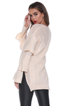 CLOUD NINE SWEATER - CREAM