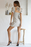 HEAVEN SENT DRESS - OATMEAL