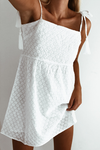 Marnie Dress - White