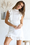 Grace Dress - White