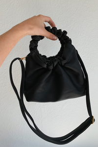 PUFF MINI BAG - BLACK