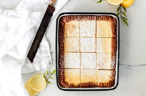 Lovely Lemon Beauty Bars
