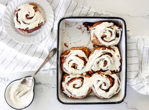 Cinna Beauty Buns