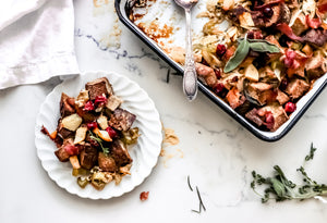 Beauty Bone Broth Stuffing