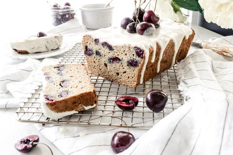 Lemon Berry Cake Loaf