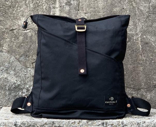 The Milltown Pack - Black