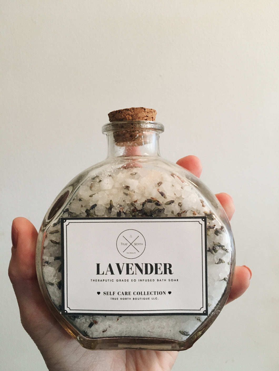 6 oz. Lavender Bath Soak