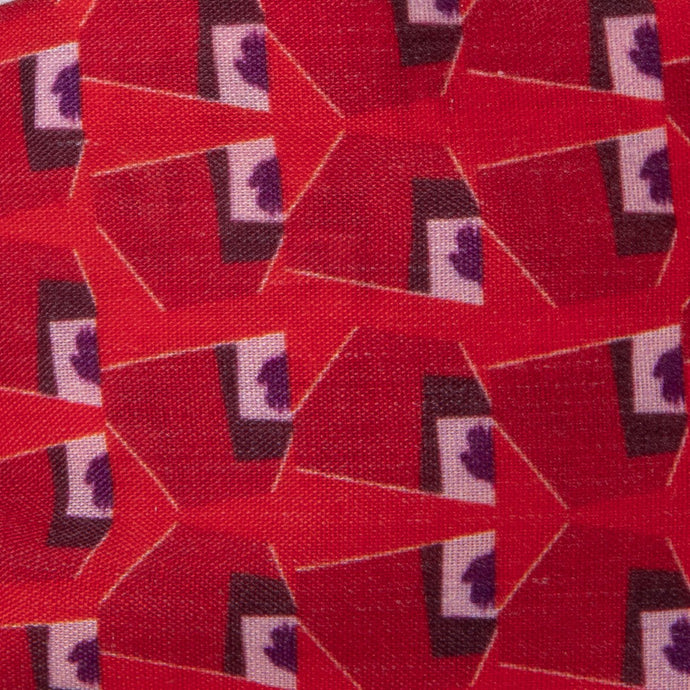 Hot Lips Fabric - Kate Whyley
