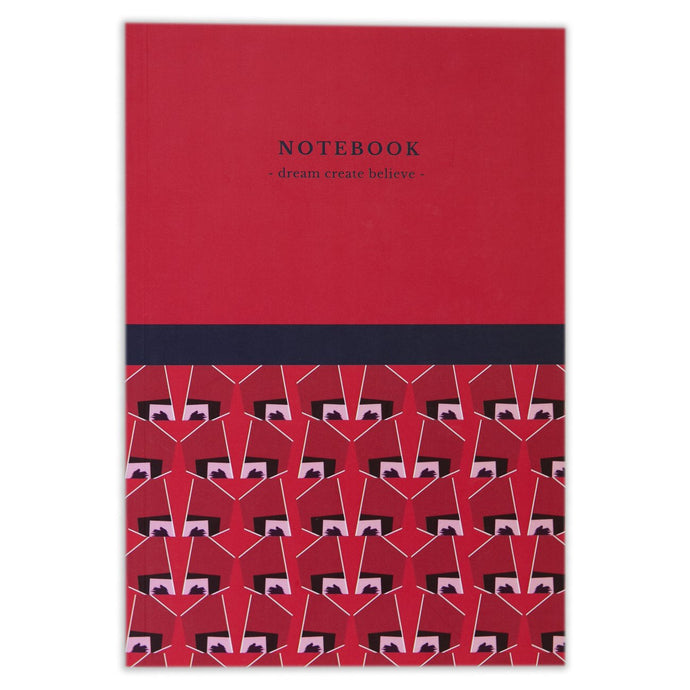 Hot Lips Notebook