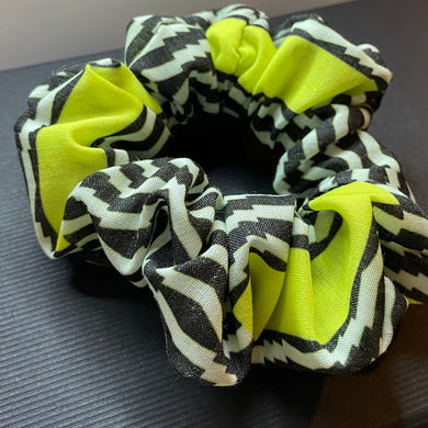 City Wrap Scrunchie