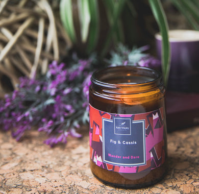 Fig & Cassis Candle