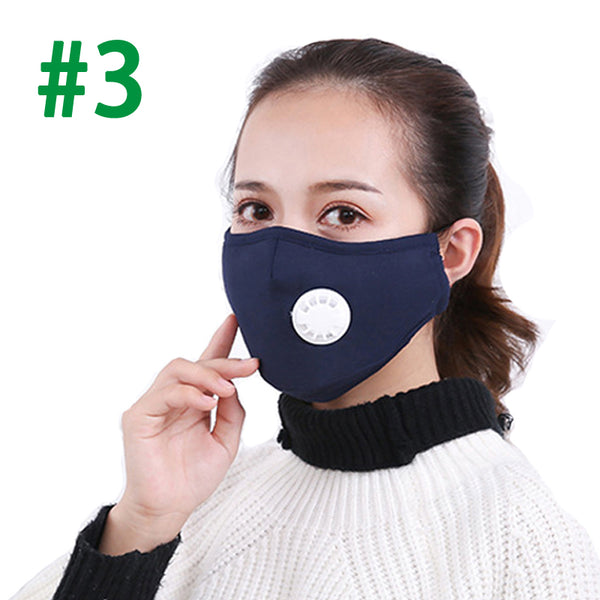 Antivirus Mask Dust Respirator for coronavirus