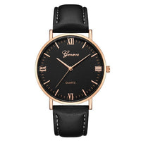 Reloj Fashion Large Dial Watch