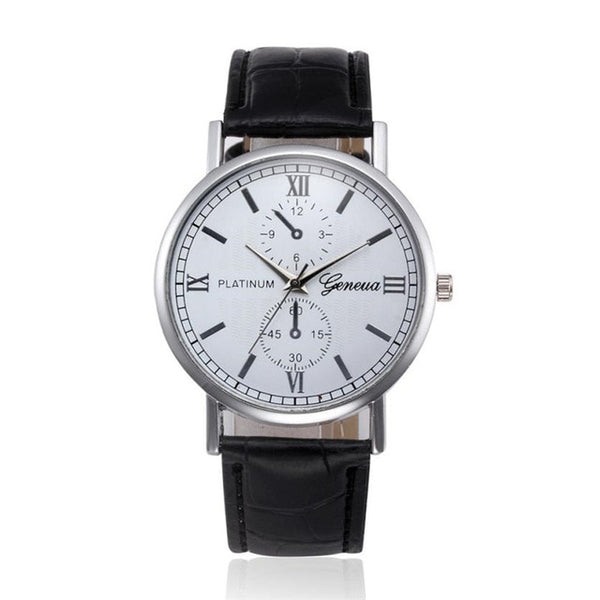 Relogio Masculino Quartz Watch Men