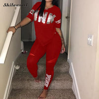 Tracksuits Women 2 Piece Set