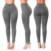 Fitness Skinny Denim Jeans