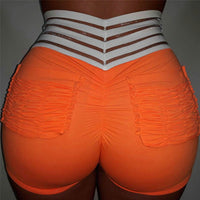 Fashion Women Shorts Shrinkage