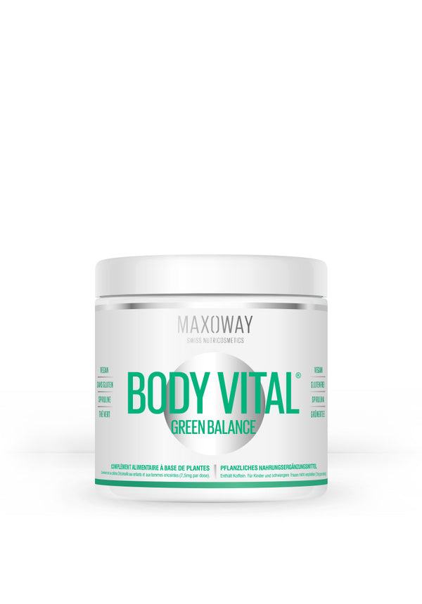 BODY VITAL - pot 28 doses