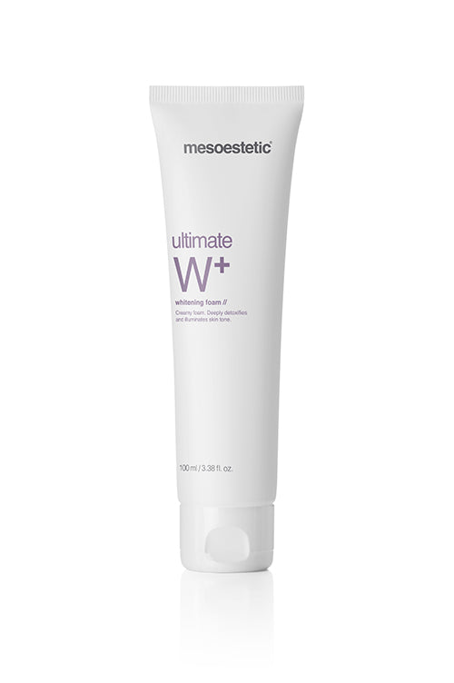 Ultimate W+ Whitening Foam 100ml