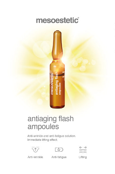 Ampoules Antiaging Flash 10x2ml