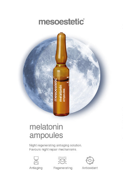 Ampoules Melatonin 10x2ml