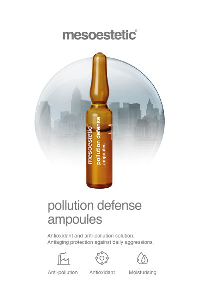 Ampoules Pollution Defense 10x2ml